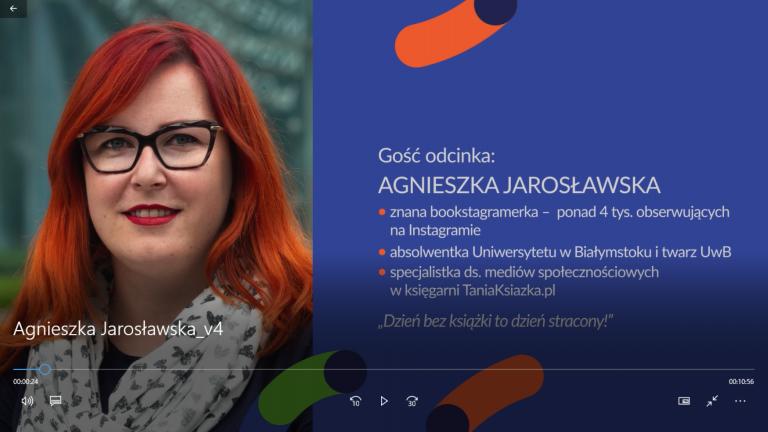Agnieszka Jarosławska