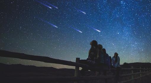 Artykuł - Noc spadających gwiazd