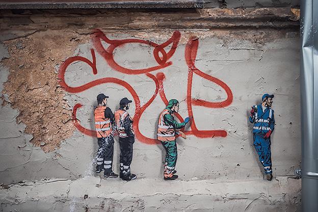 Artykuł - Na tropie murali