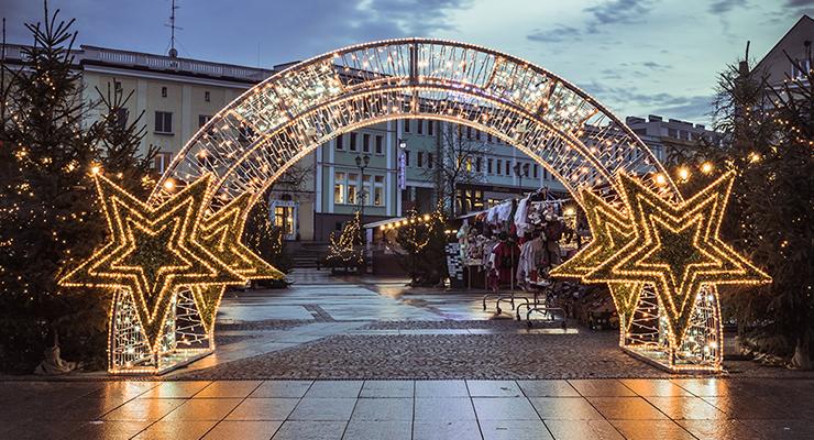 Białystok - Rynek Kościuszki