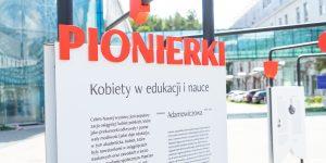 wystawa Pionierki UwB