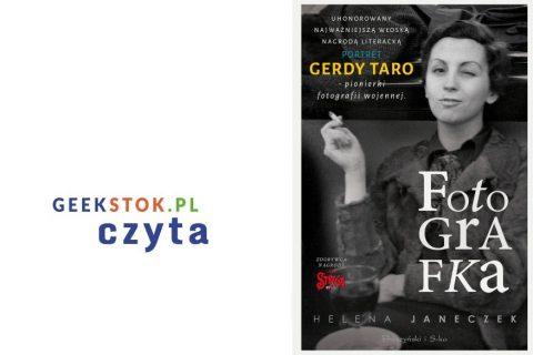 Helena Janeczek – Fotografka, wydawnictwo Prószyński i S-ka