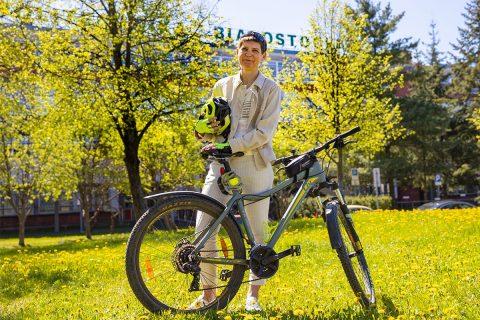 dr hab. Dorota Mozyrska, prof. PB, Dziekan Wydziału Informatyki, fot. Gabriela Kościuk