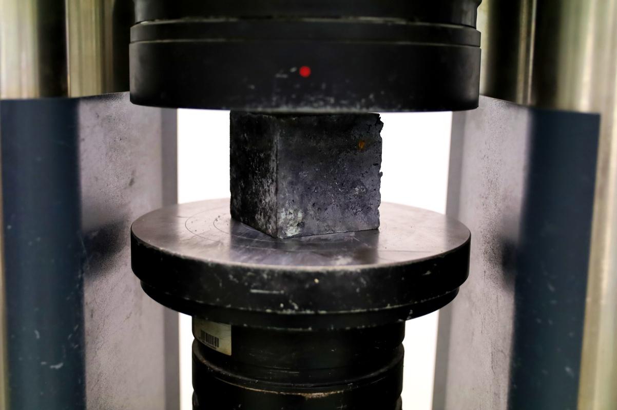 Kostka betonowa, fot. K. Cichoń