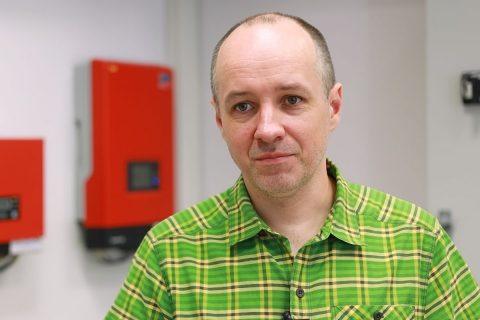 dr. inż. Jarosław Wiater