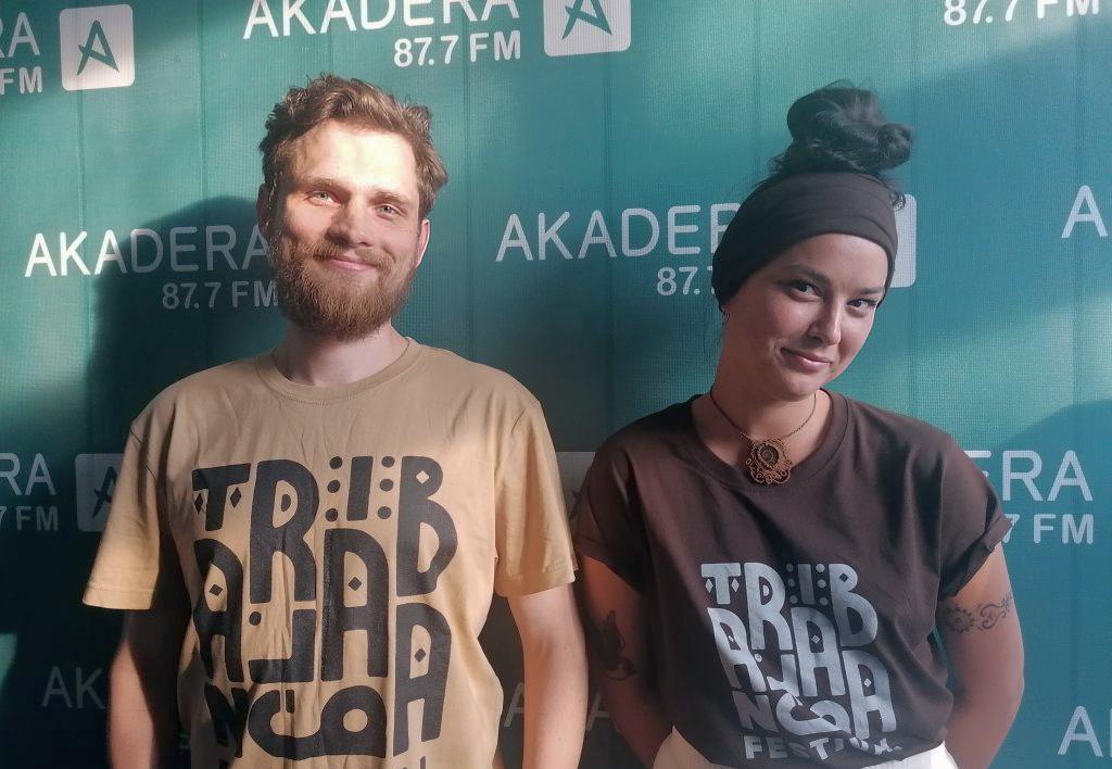 Adam Gałka i Joanna Sićko Klejbuk, fot. Małgorzata Turecka