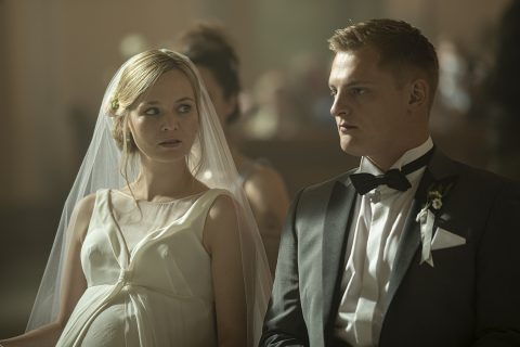 "Kadr z filmu ""Wesele"" fot. Marcin Szpak/Kino Świat"
